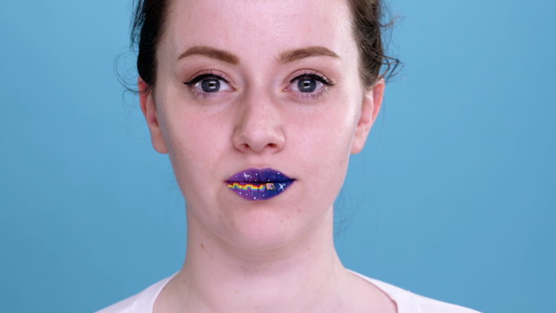 This Lip Art Needs To Be Seen To Be Believed