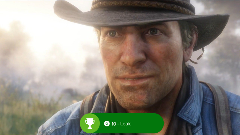 Red Dead Redemption 2 Xbox One Achievements & PS4 Trophies Leaked