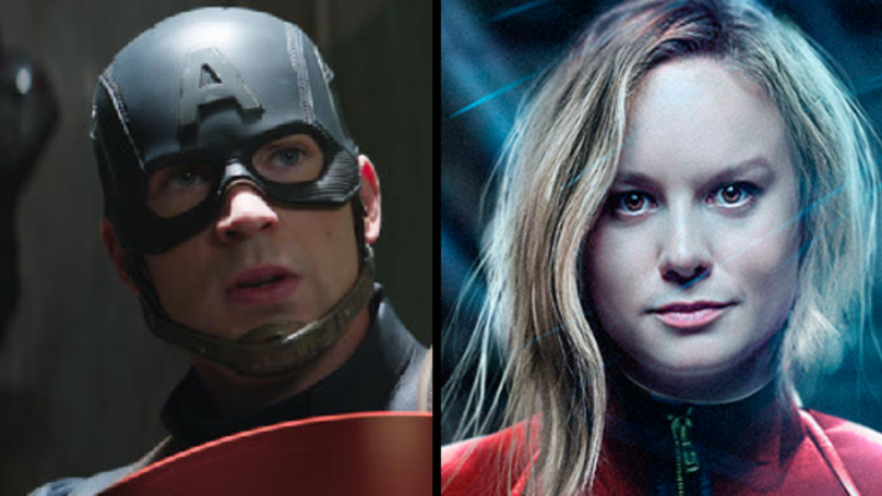 Captain Marvel To Be New Face Of Marvel Cinematic Universe In 'Phase Four'