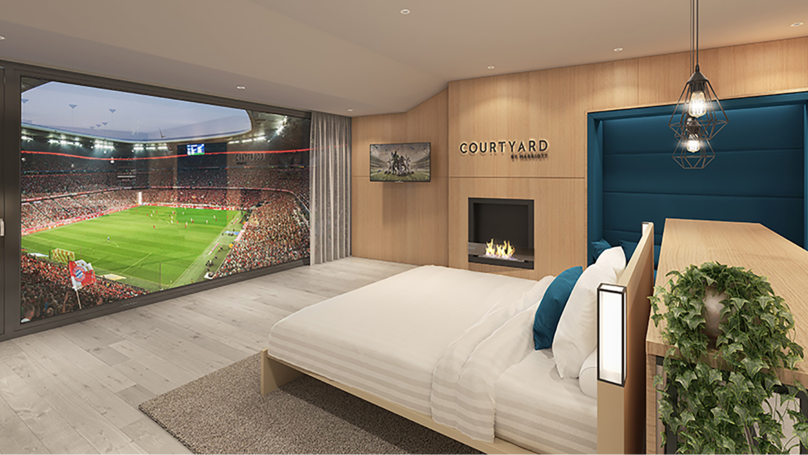 Bayern Munich And Marriott To Offer Fans A Whole New Football Experience