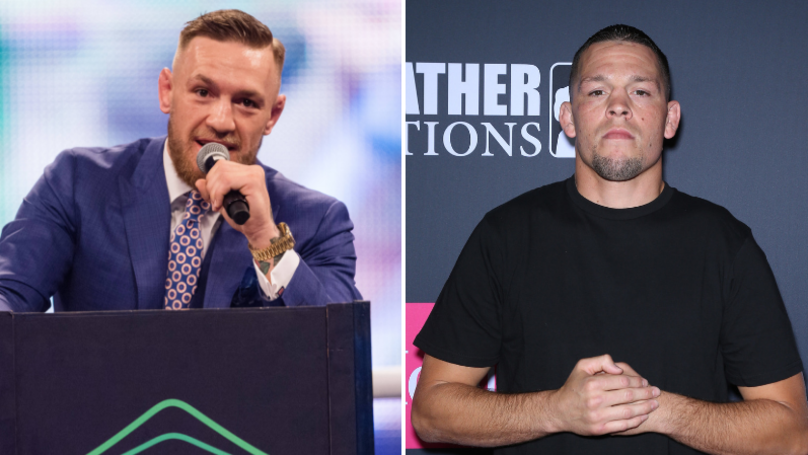 Nate Diaz Defends Conor McGregor For The Second Time