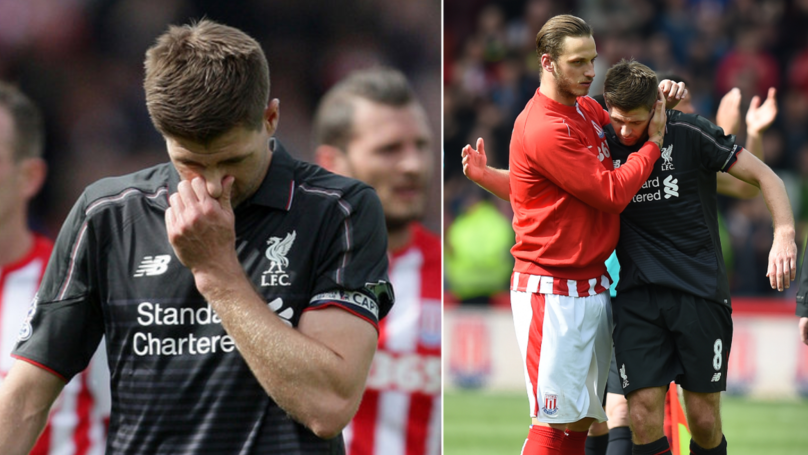 Four Years Ago Today: Liverpool Were Smashed 6-1 By Stoke City