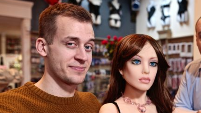 New Documentary Sees Darker Side Of Sex Robots