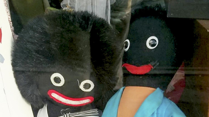 RSPCA Charity Shop Blasted For Selling Golliwogs