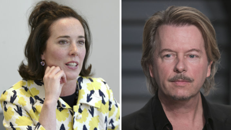 ​David Spade Speaks Out After Sister-In-Law Kate Spade Passes Away