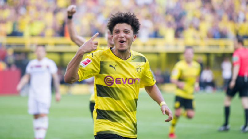 Jadon Sancho Proves His Decision To Join Dortmund Was The Right One