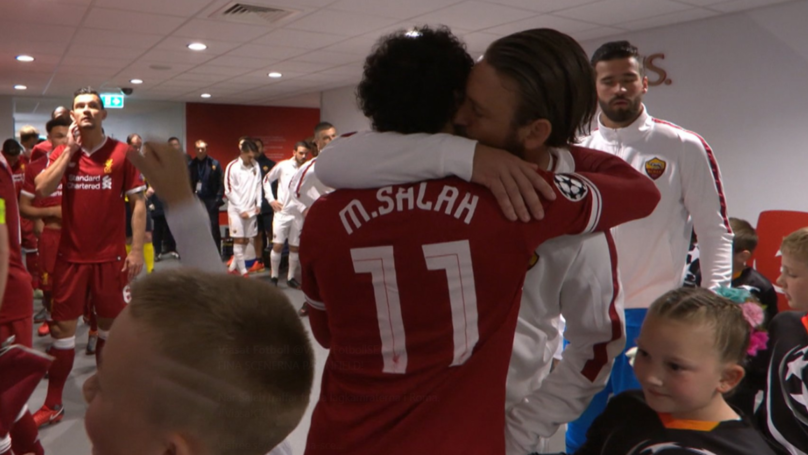 What Salah Did In The Tunnel Before Kick-Off Sums Up What Kind Of Person He Is