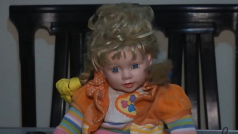 Family Are Being Terrorised By This Creepy Doll
