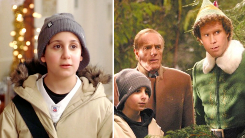 Here's What Buddy The Elf's Brother Looks Like 14 Years On