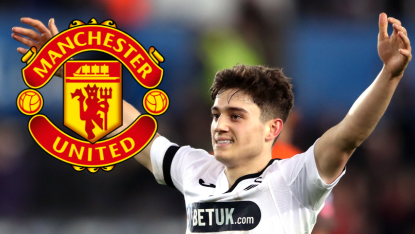 Daniel James Will Receive A Mega 1,575 Per-Cent Pay Increase At Manchester United