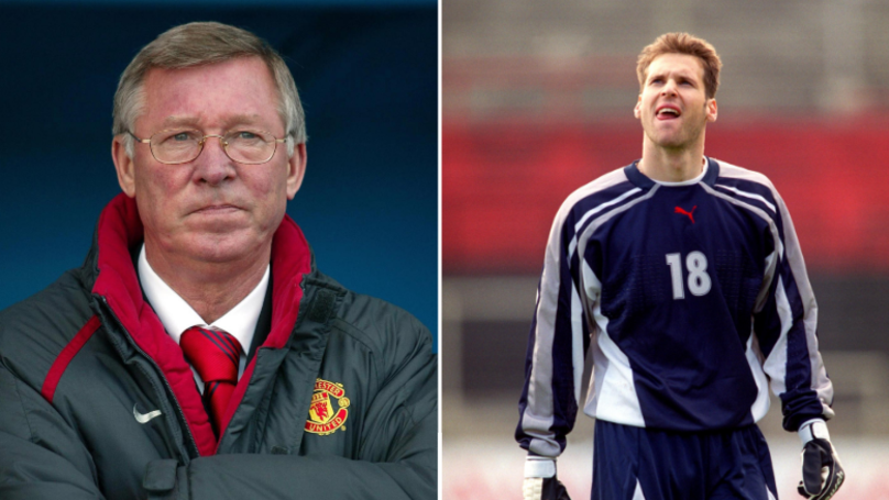 What Happened When Sir Alex Ferguson Watched A 19-Year-Old Petr Cech