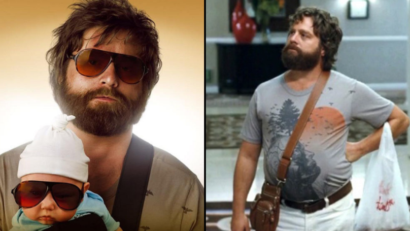 'The Hangover' Trilogy Has Been Added To Netflix And Alan Is Still As Funny As Ever