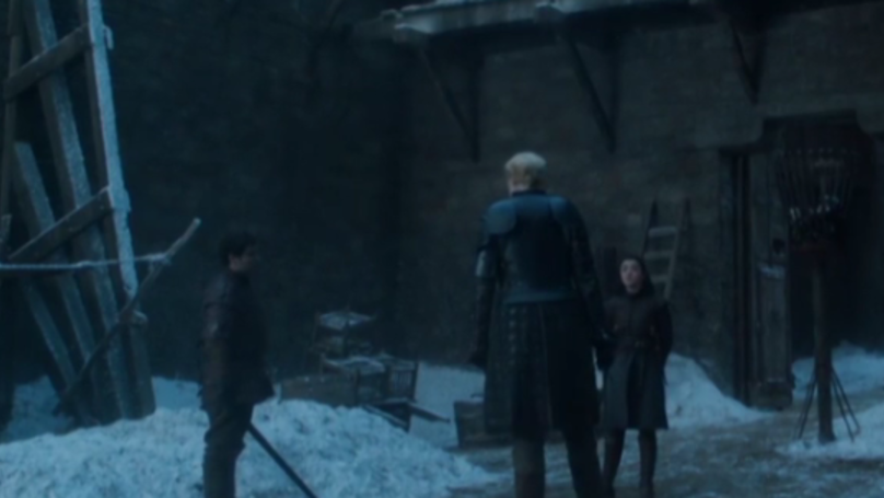 Fans Think 'Game Of Thrones' Episode Showed Catelyn Stark's Ghost