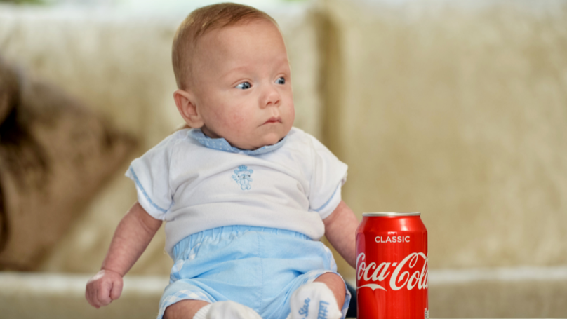 UK's Smallest Baby Weighed Just 350g, The Same As A Can Of Coke