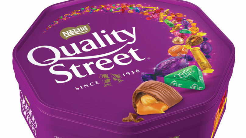 Nestle Has Axed The Honeycomb Crunch From Its Quality Street Tubs And Tins