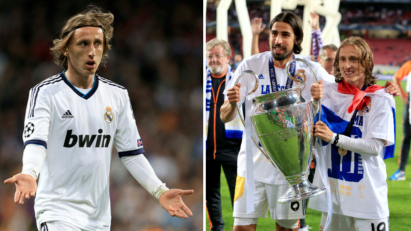 Five Years Ago, Luka Modric Was Voted The Worst Signing In La Liga