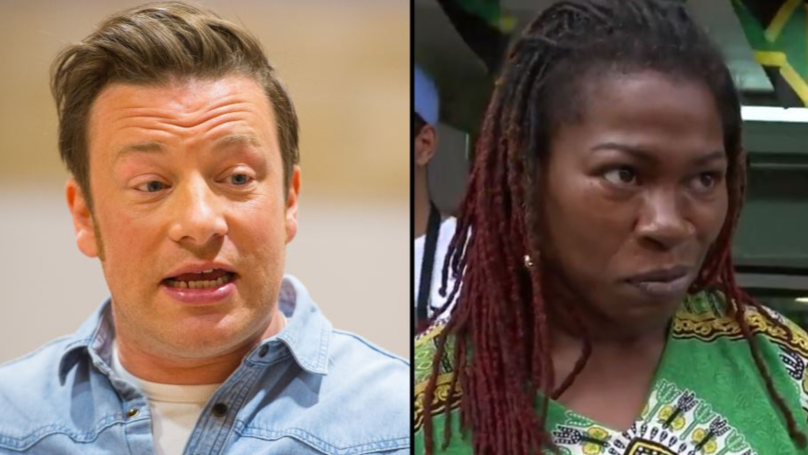 Woman Spits Out Jamie Oliver's Controversial 'Jerk Rice' On TV