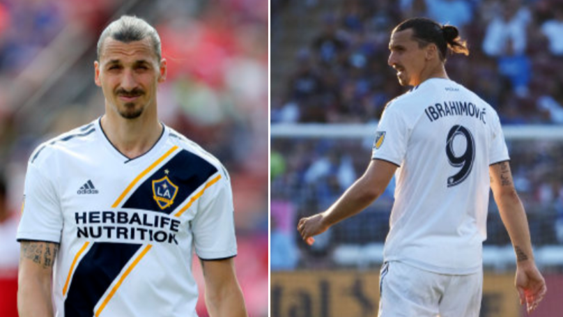 LA Galaxy's Zlatan Ibrahimovic Linked With Stunning January Transfer