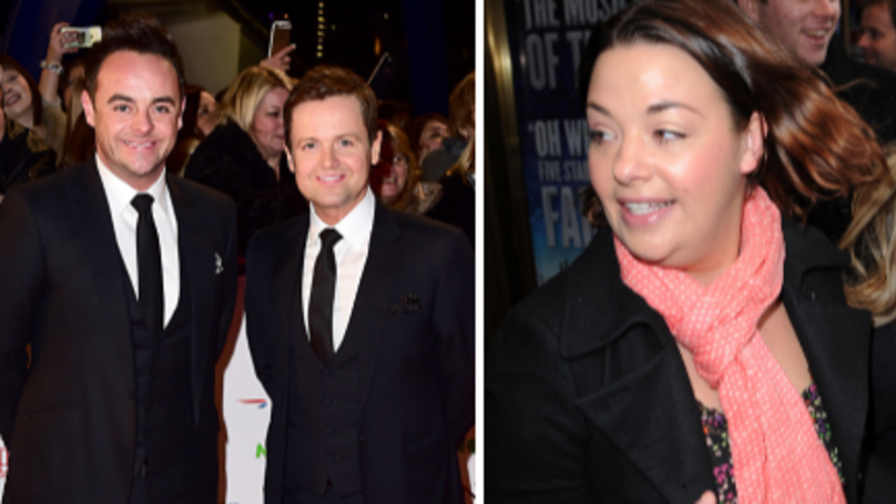 Lisa Armstrong Is Reportedly No Longer Speaking To Declan Donnelly