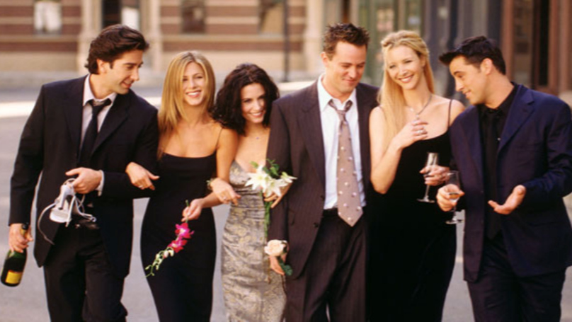 Jennifer Aniston Confirms 'The Boys' Don't Seem Excited About A 'Friends' Revival