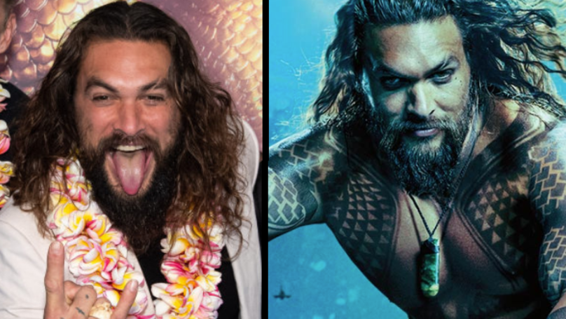 Jason Momoa Shares Adorable Pictures Of Him And His Gran On Instagram