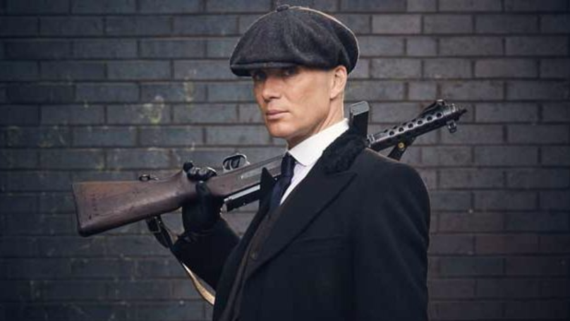 Cillian Murphy Says He'd 'Absolutely' Do 'Peaky Blinders' Film