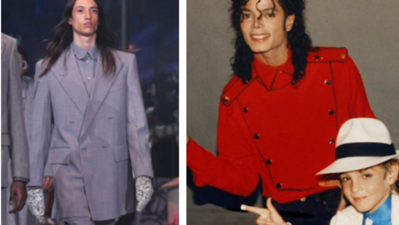 Louis Vuitton Removes All Michael Jackson Items From Collection