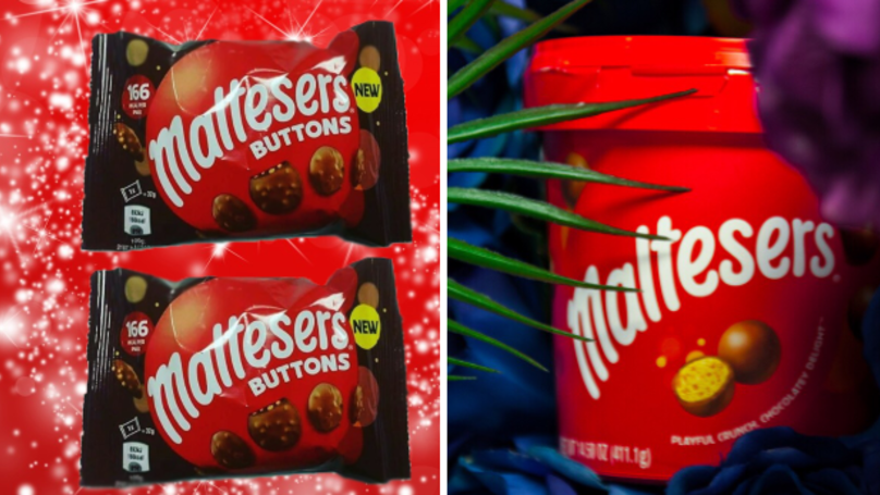 Maltesers Buttons Exist And Are Coming To The UK Very Soon