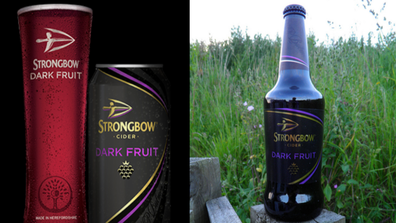 Good News, Everybody - Strongbow Are Making Kegs Of Their Dark Fruit Cider