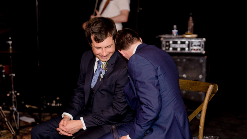 Meet The Mayor Who Celebrated His Gay Wedding By Going To Pride