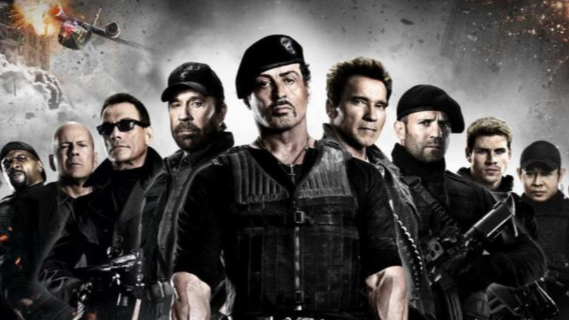 Sylvester Stallone Gets Inspiration For Expendables 4 From July 4th Fireworks