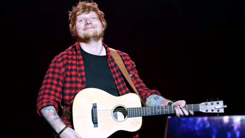 Ed Sheeran Has Hit Back At Touts By Cancelling 10,000 Tickets