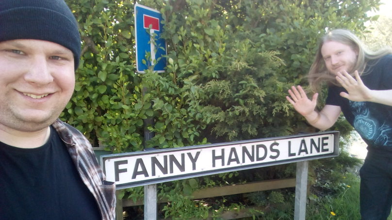 Brothers Embark On 2,000 Mile Trip To Visit Every Place With A Rude Name In Britain
