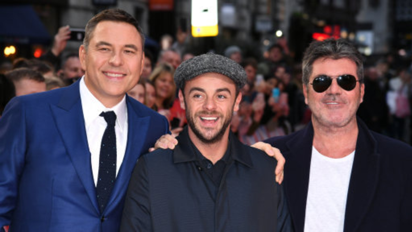 Ant McPartlin Reportedly 'Burst Into Tears' Backstage At 'Britain's Got Talent'