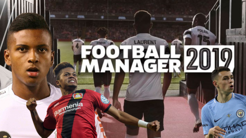 The Top 20 Wonderkids You Need To Buy On Football Manager 2019