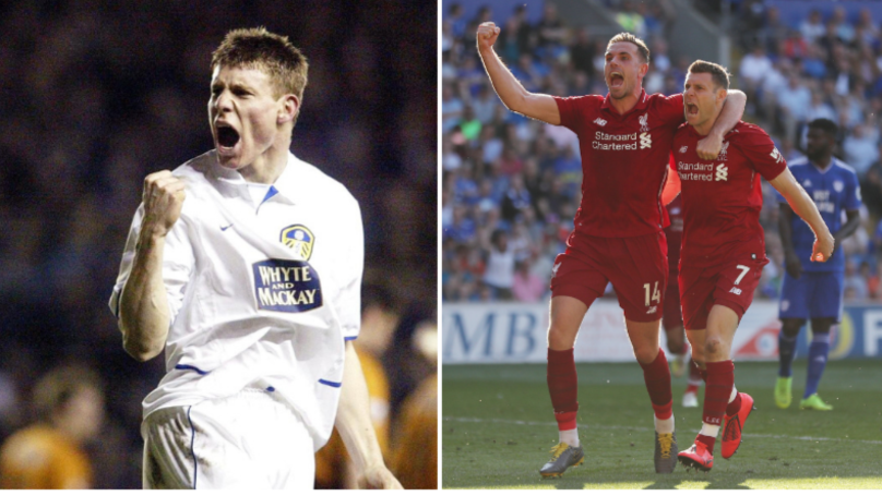 James Milner Will Be A Manchester United Fan For The First Time This Week