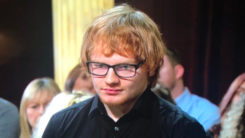 Ed Sheeran Lookalike Sues His Brother-In-Law On 'Judge Rinder'