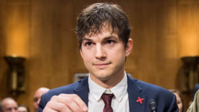 Ashton Kutcher Has Helped Identify 6,000 Victims Of Child Sex Abuse