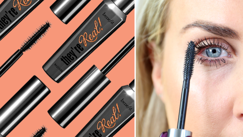 You Can Now Get A Benefit 'They're Real' Mascara Completely Free