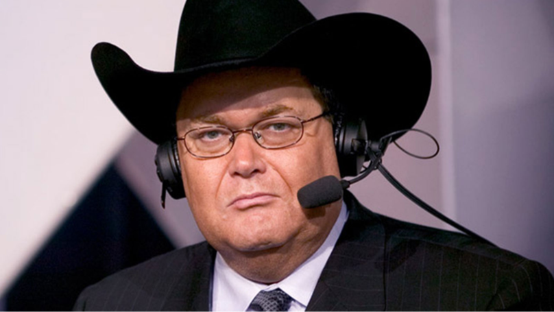 Today Is The Last Day Of Jim Ross' Contract With WWE