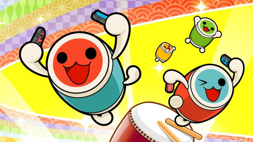 Taiko No Tatsujin: Drum 'N' Fun Is A Safer Wrist Workout Than, AHEM...