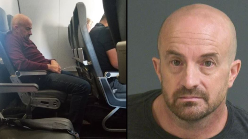 'Extremely Intoxicated' Man Caught Urinating On American Flight