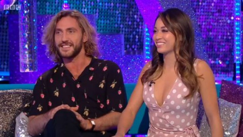 Seann Walsh Takes Nasty Fall While Rehearsing For Strictly Come Dancing