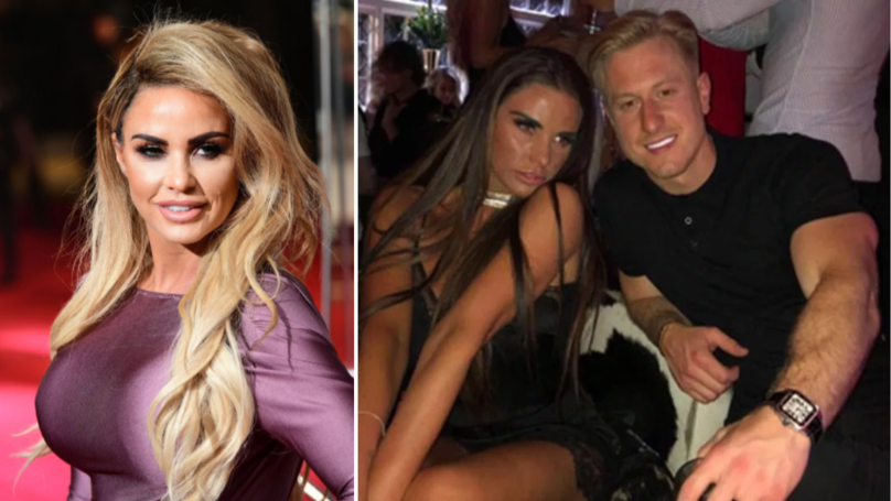 Katie Price 'In Financial Trouble After Spending £300k On Toyboy Kris Boyson'