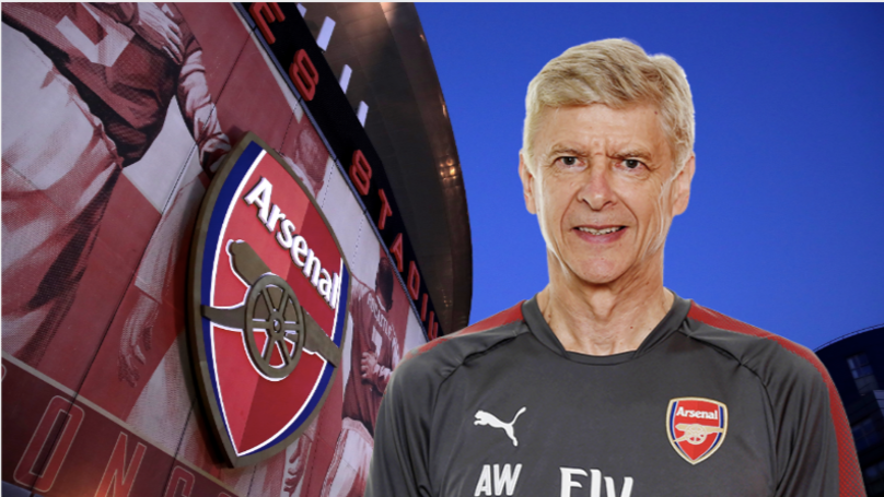 There's A Petition For The Emirates Stadium To Be Named After Arsene Wenger