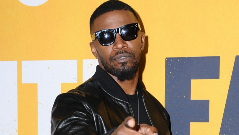 Jamie Foxx Isn't Messing About As He Shows Off Brand New SUV