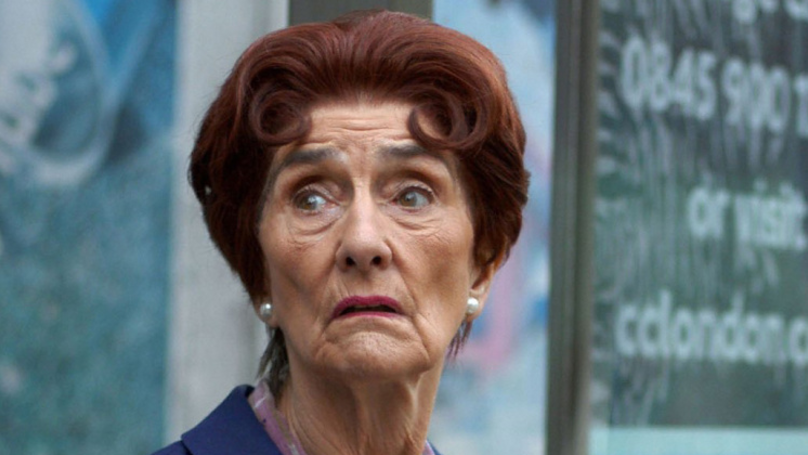 ​Dot Cotton From 'EastEnders' Pops Up At WrestleMania