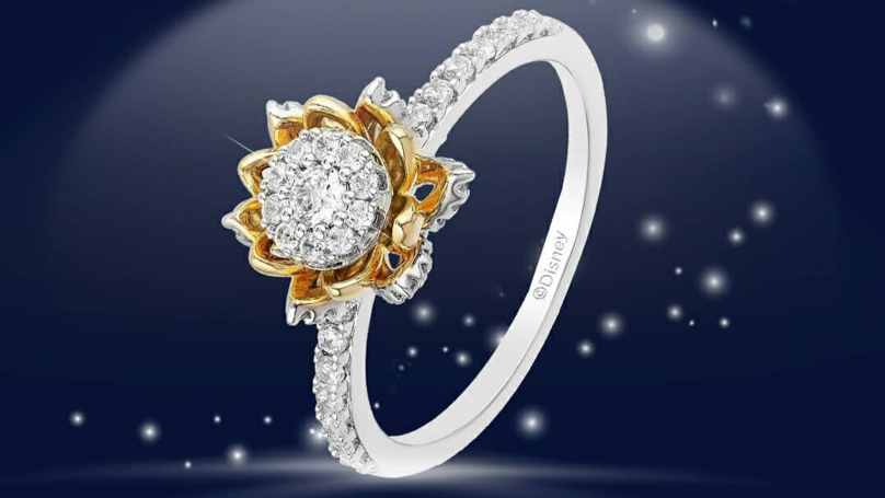 Jeweller H. Samuel Launches Line Of Disney-Inspired Engagement Rings