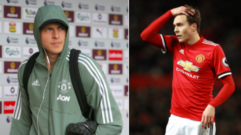 Manchester United's Victor Lindelof Subject To Ambitious £35 Million Bid