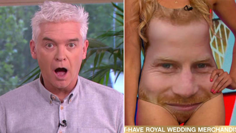 This Morning Stunned By Hilarious Prince Harry And Meghan Markle Swimsuits